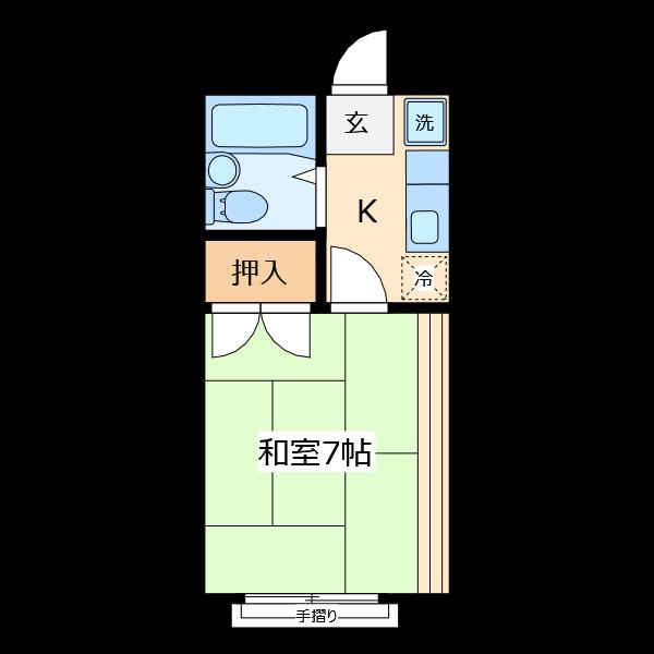 畳の目地だけを配置できるので板の間のある和室も簡単です。